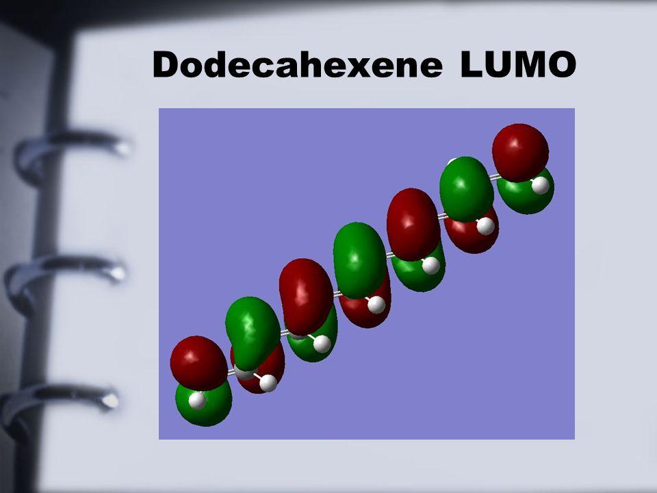 Dodecahexene LUMO