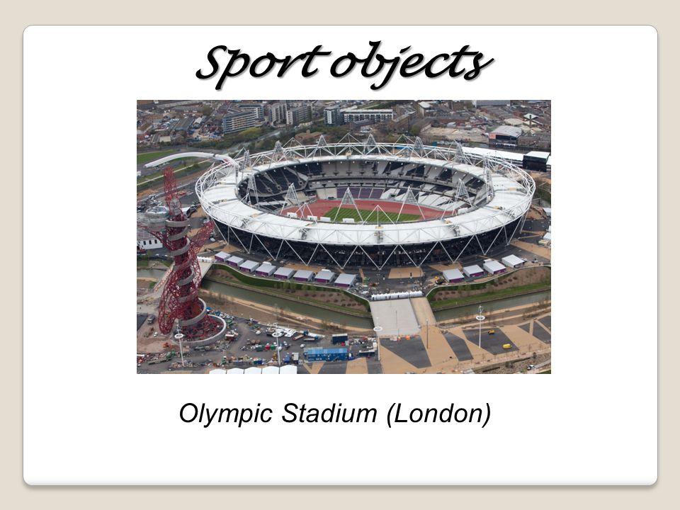 Sport objects Olympic Stadium (London)