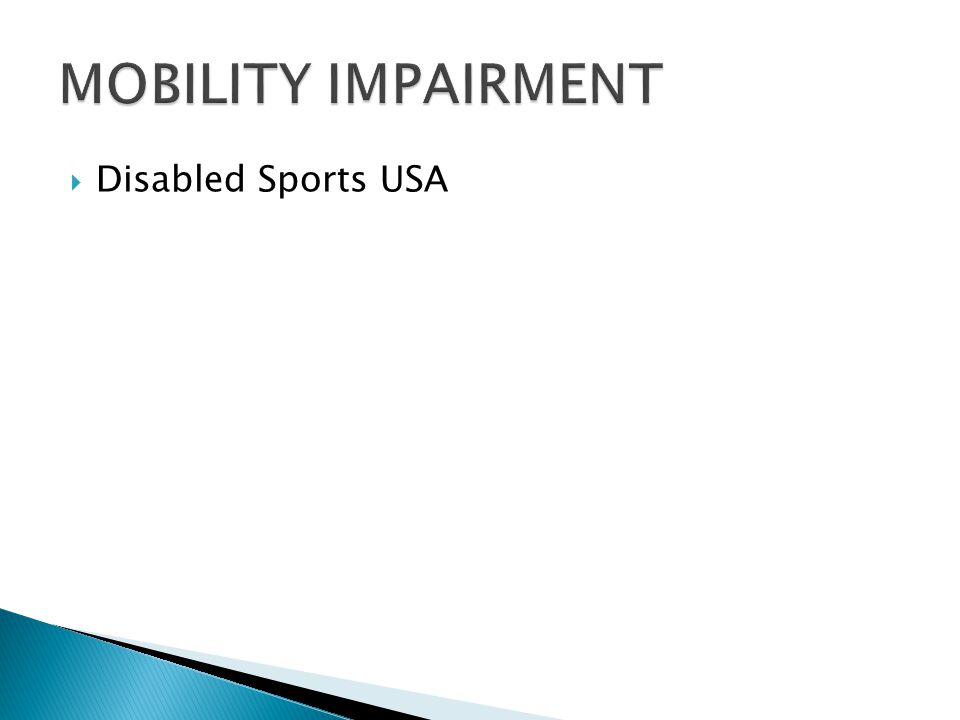  Disabled Sports USA