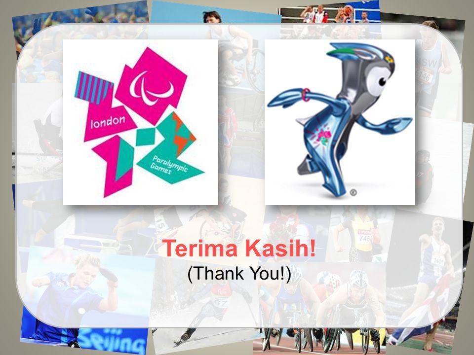 Terima Kasih! (Thank You!)