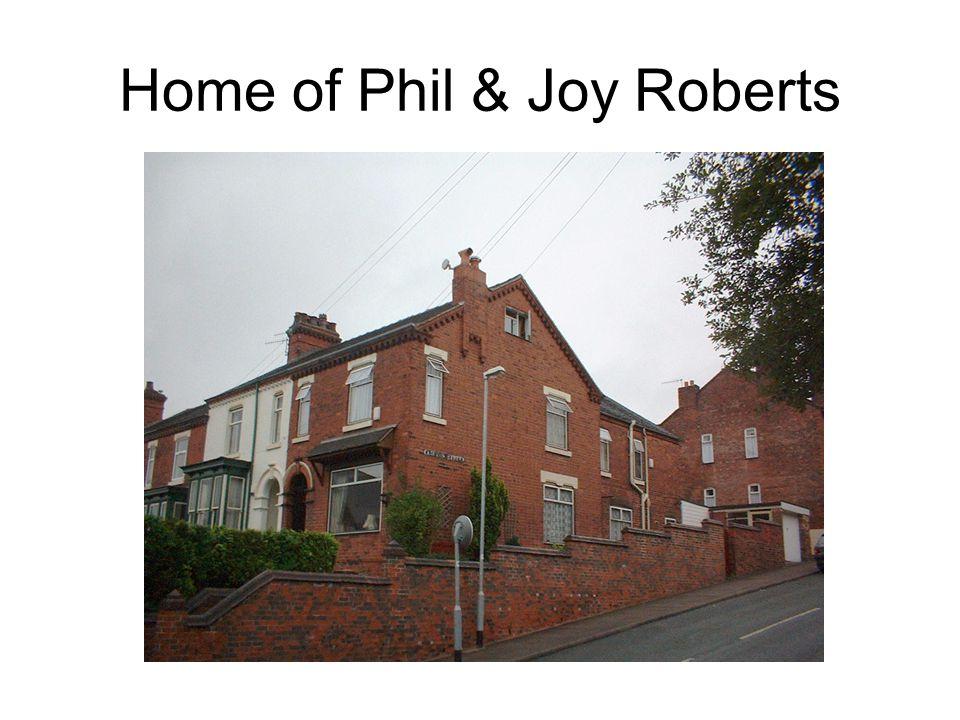 Home of Phil & Joy Roberts