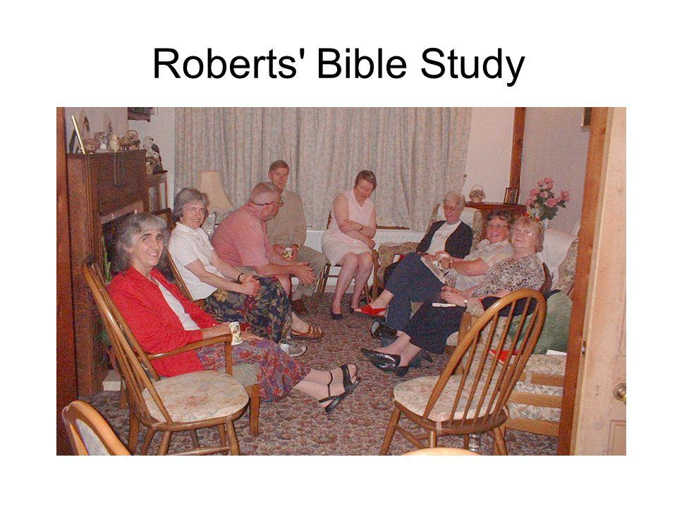 Roberts' Bible Study