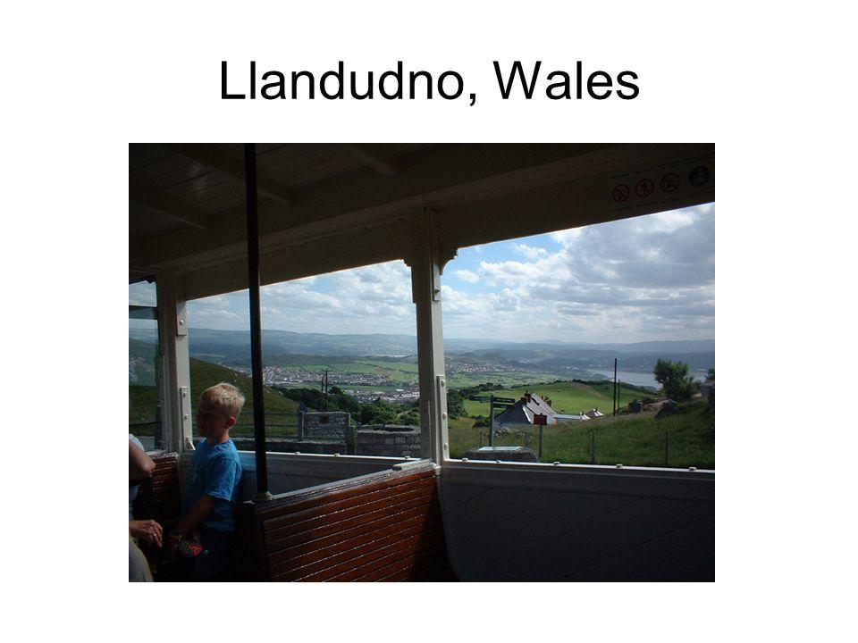 Llandudno, Wales