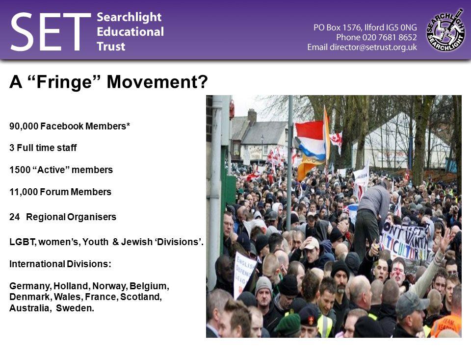A Fringe Movement.