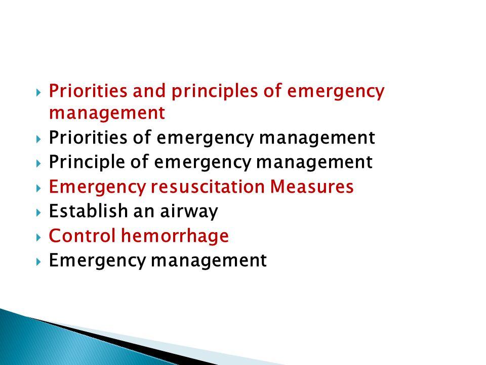  Control hypovolemic shock  Clinical manifestation  Emergency management  Wounds  Assessment  Emergency management