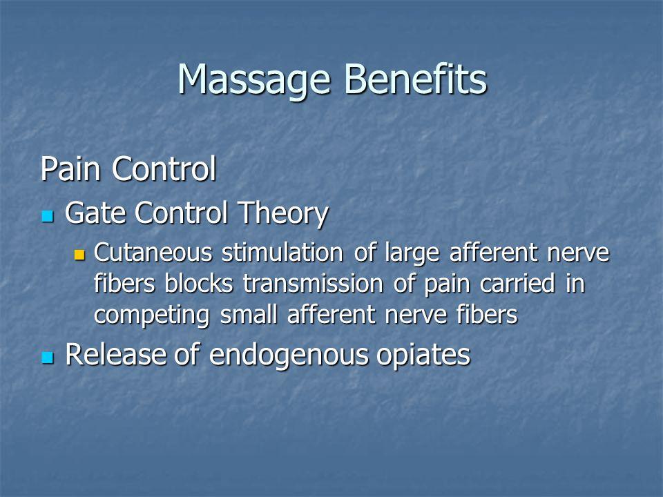 Myofascial Trigger Points Latent Trigger Points Latent Trigger Points Does not cause spontaneous pain Does not cause spontaneous pain Can resist movement or cause muscular weakness Can resist movement or cause muscular weakness Pain originates from the point when pressure is applied directly over the point Pain originates from the point when pressure is applied directly over the point