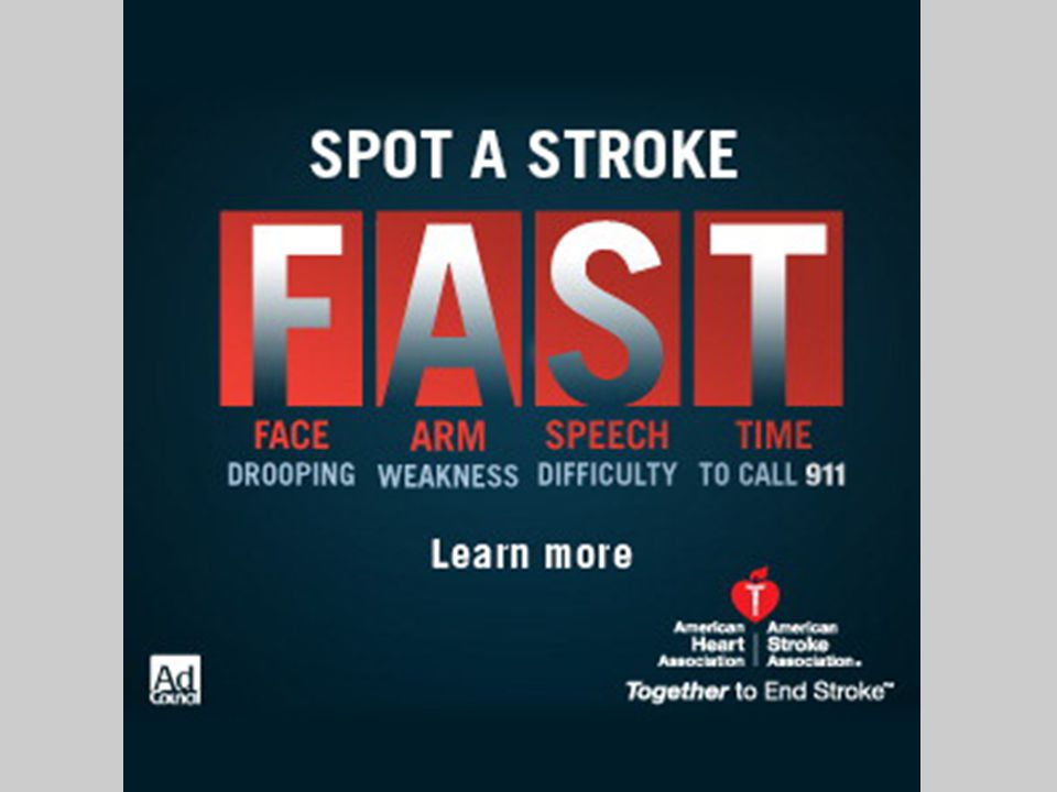 What is a Stroke Today.1.Ischemic Stroke (clot: thombotic vs embolic) – 87% 2.