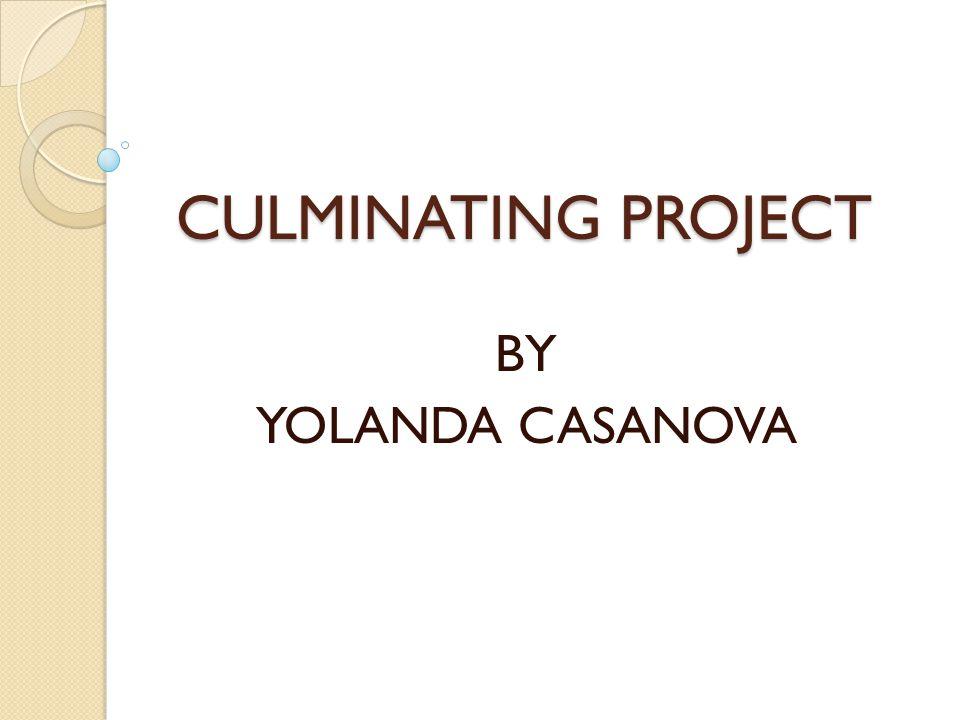 Yolanda Casanova EDTC 6329.01 Select Topics Instructor: Janice Butler, Ed. D. Fall 2014