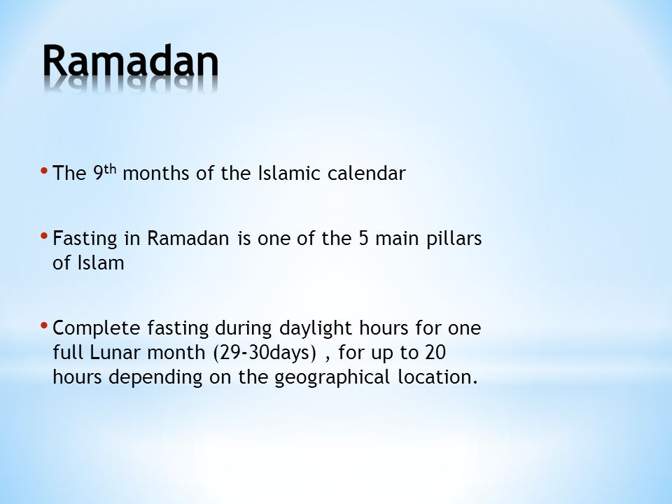 The bulk of literature indicates that fasting Ramadan is safe for the majority of type 2 diabetic patients with proper education and diabetic management.