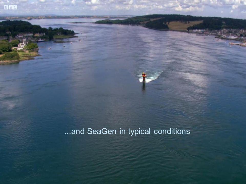 10 the SeaGen tidal current turbine progress report Peter Fraenkel Technical Director Marine Current Turbines Ltd The Court, The Green, Stoke Gifford,