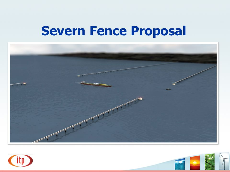Severn Fence Proposal