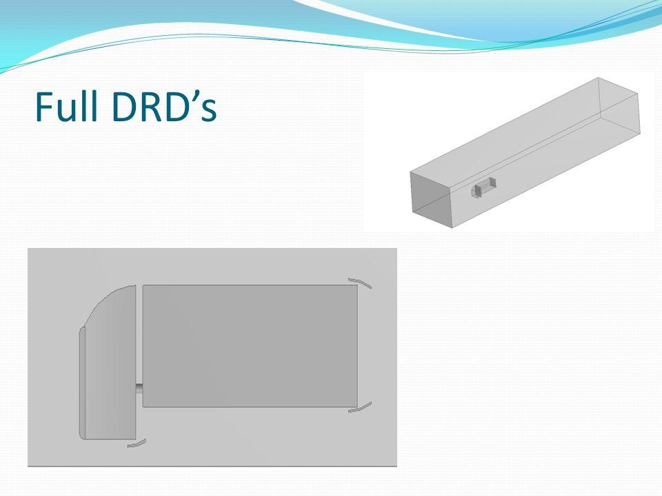 Full DRD's