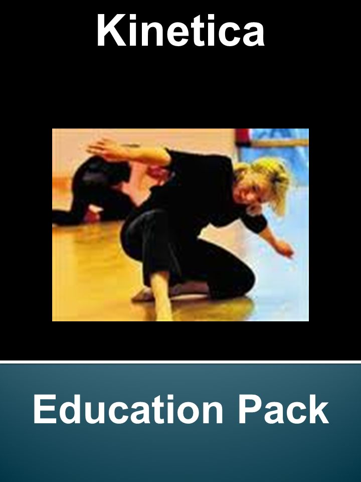 Education Pack Kinetica