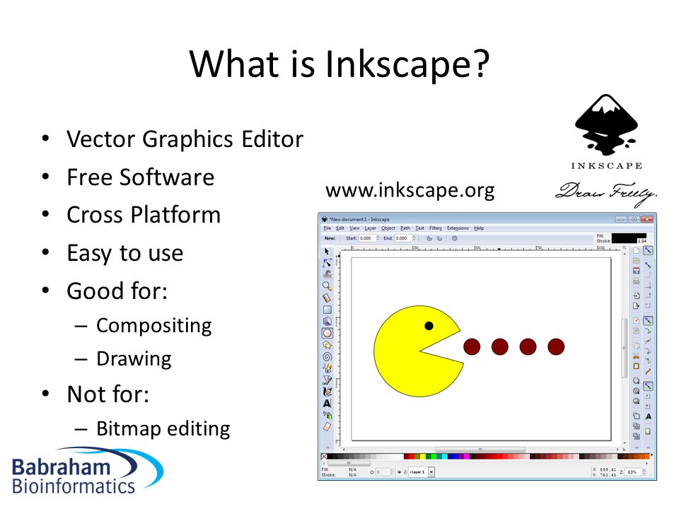What is Inkscape.