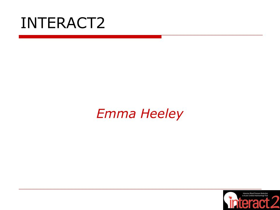 INTERACT2 Emma Heeley