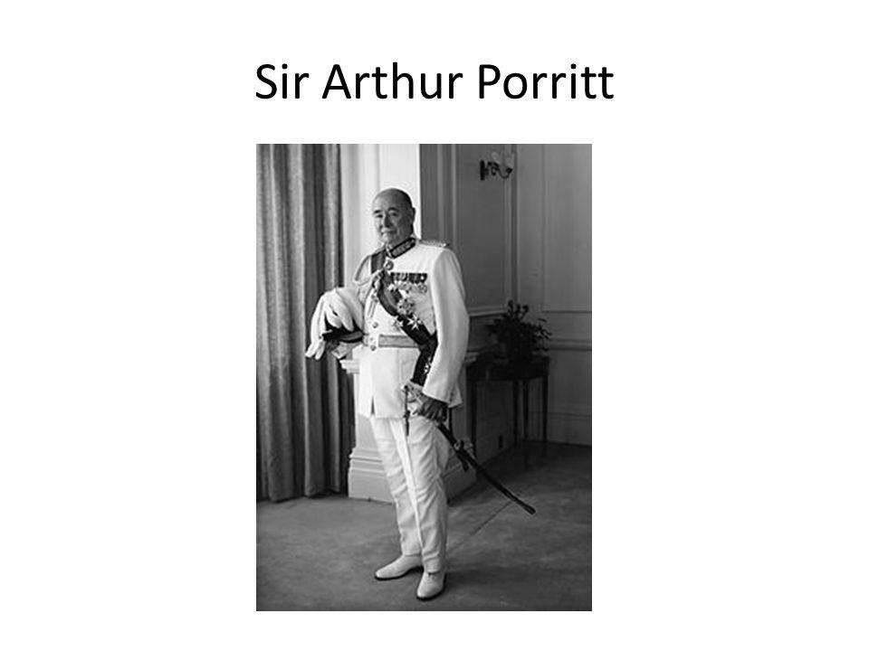 Sir Arthur Porritt