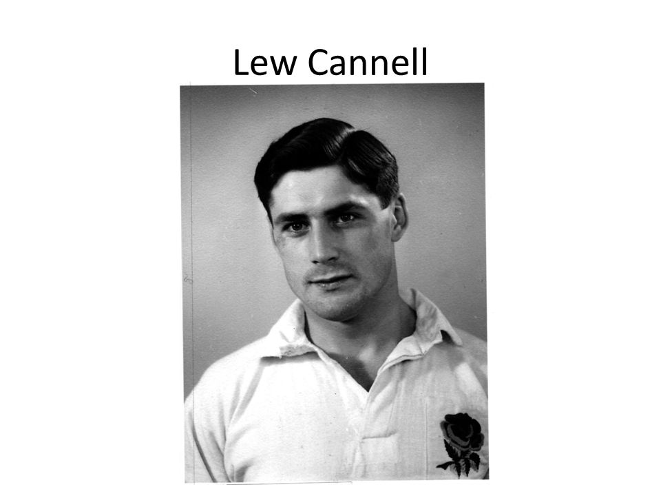 Lew Cannell