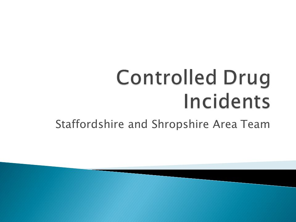 Staffordshire and Shropshire Area Team