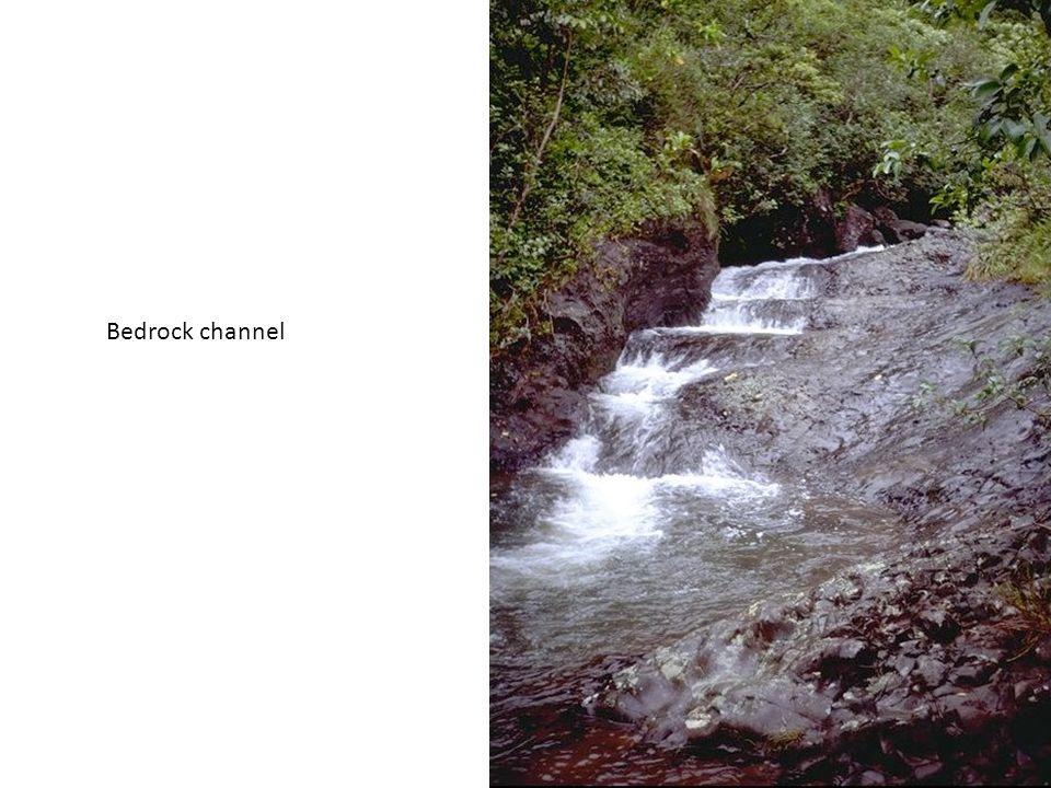 Bedrock channel