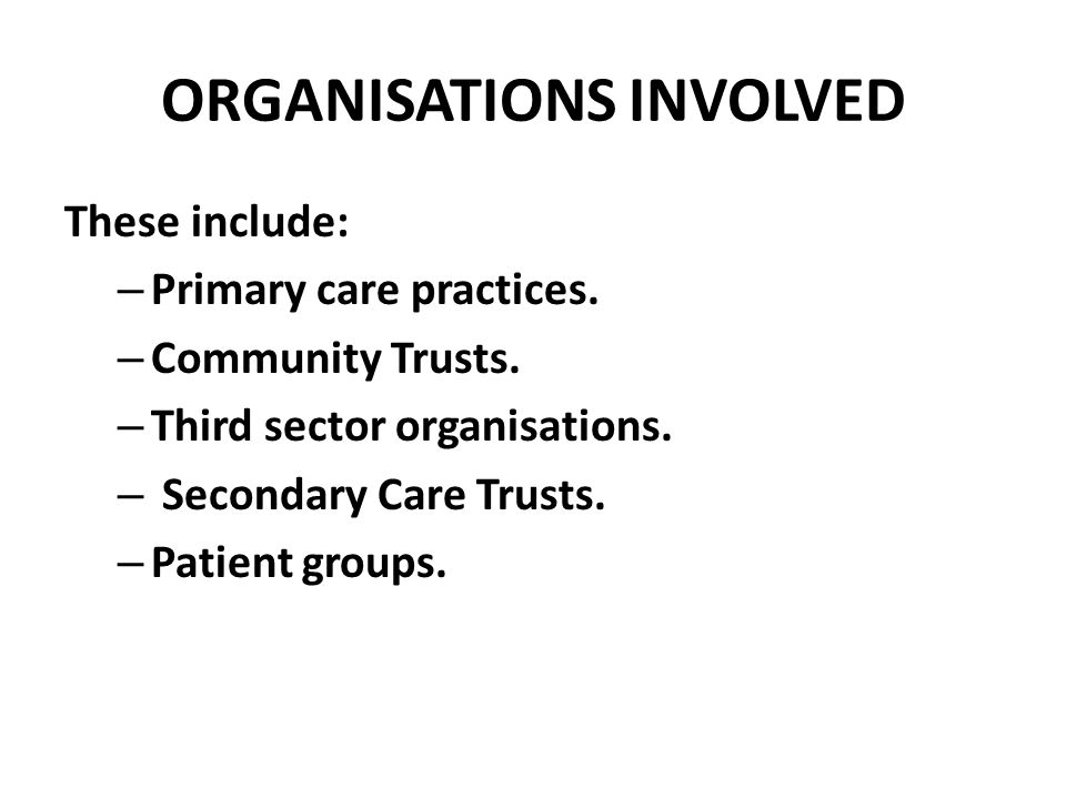 EVALUATING INTEGRATED CARE INITIATIVES: A WAY FORWARD.