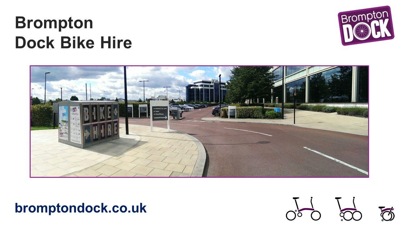 Brompton Dock Bike Hire bromptondock.co.uk