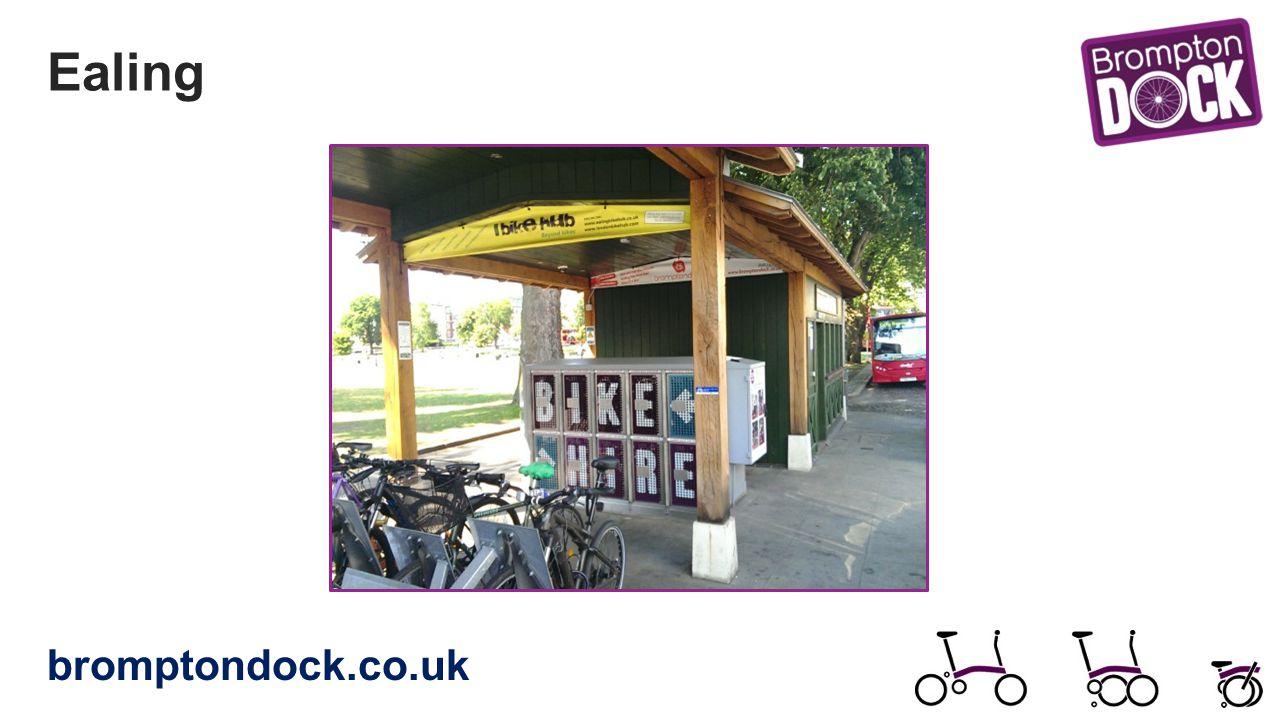 Ealing bromptondock.co.uk