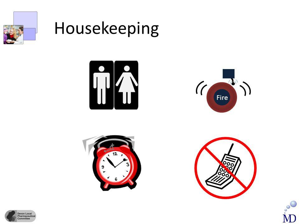Housekeeping Fire