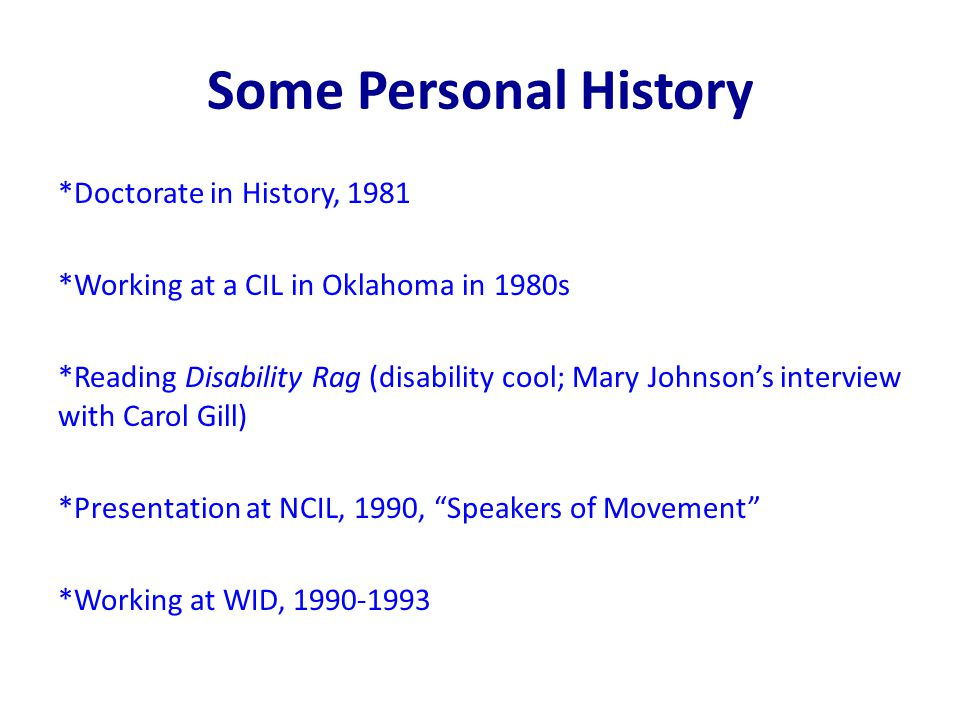 What is Disability Culture?