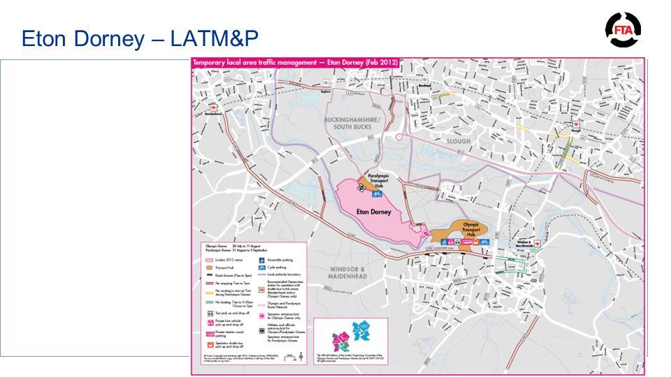 Eton Dorney – LATM&P