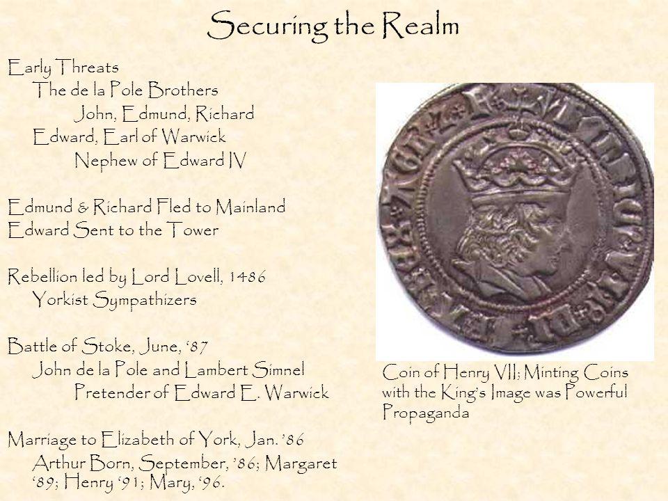 Papal Recognition, 1486 Relevant Section: publice et generaliter celebrato ius ip[s]i[us] Regni Anglie ad ip[su]m henricum.vij.
