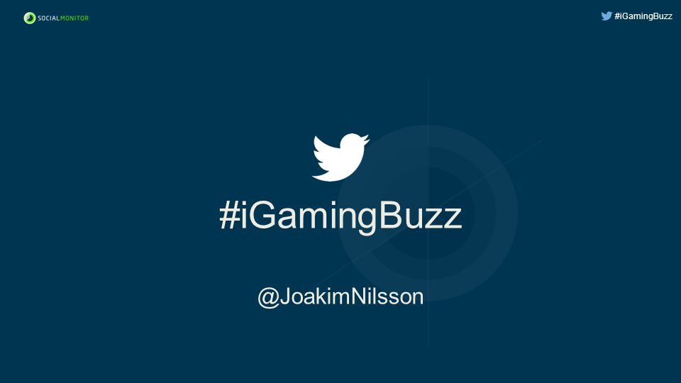 #iGamingBuzz Why should you monitor Social buzz?