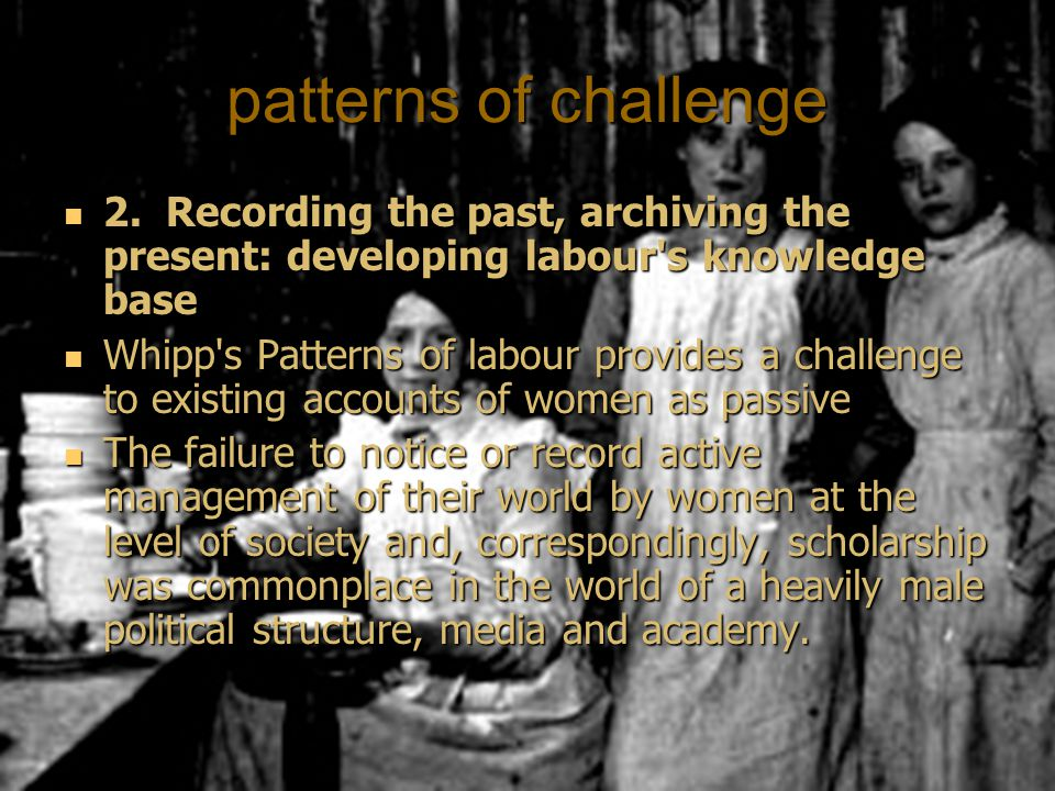 patterns of challenge 2.