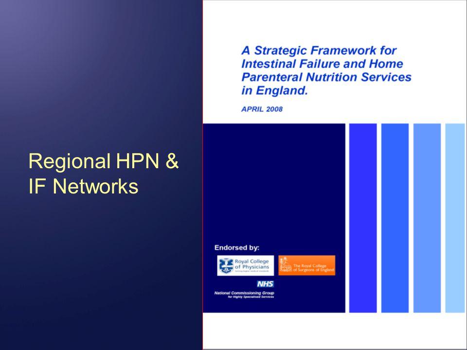 Regional HPN & IF Networks