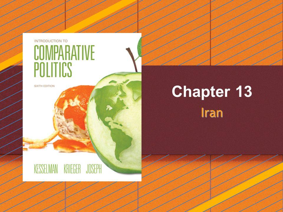 Iran Chapter 13