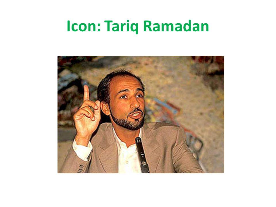 Icon: Tariq Ramadan