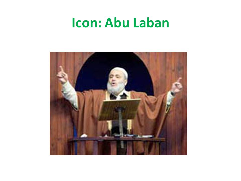 Icon: Abu Laban