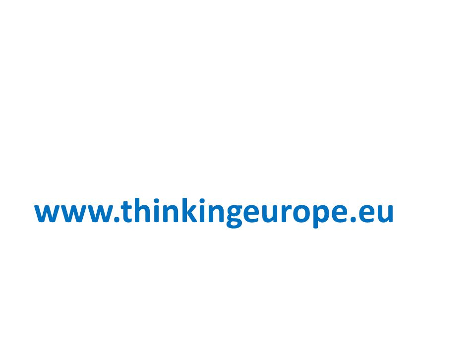 www.thinkingeurope.eu