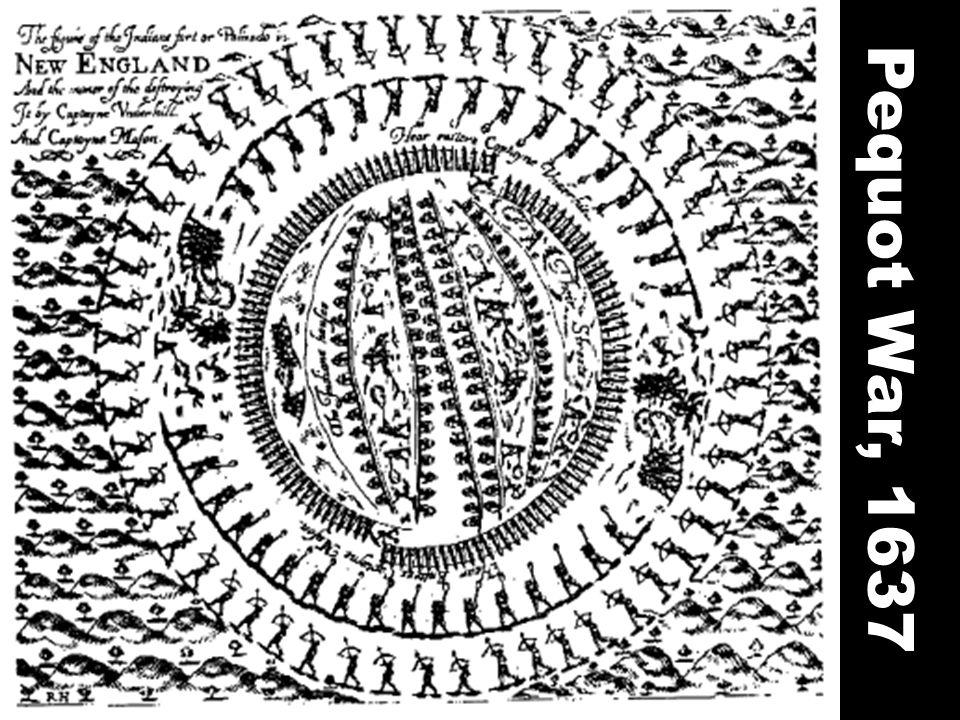 Pequot War, 1637