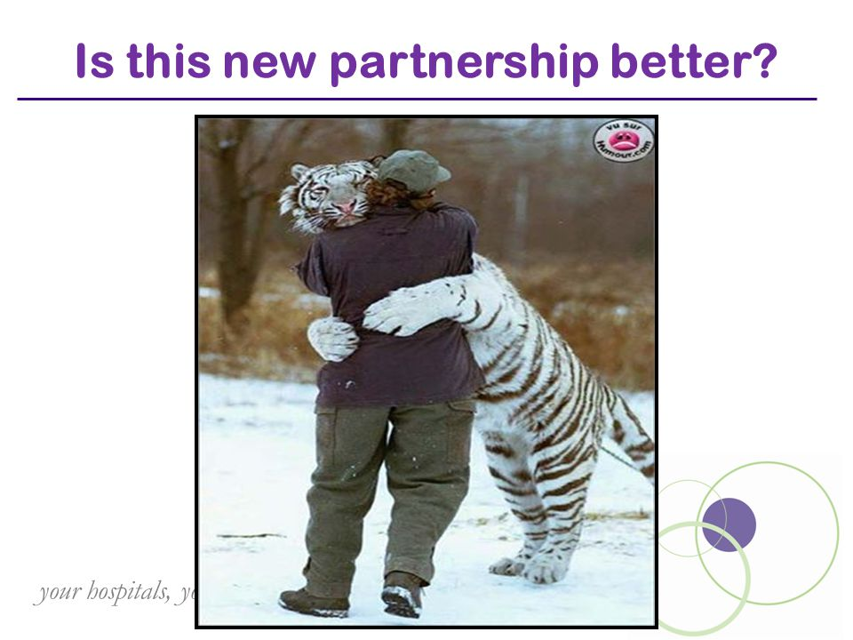 your hospitals, your health, our priority Is this new partnership better?