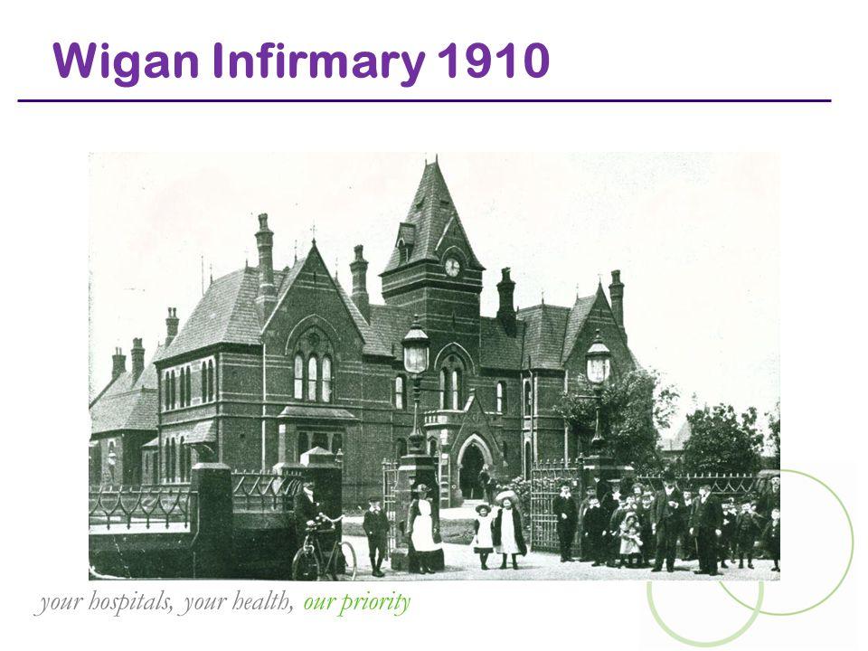 Wigan Infirmary 1910