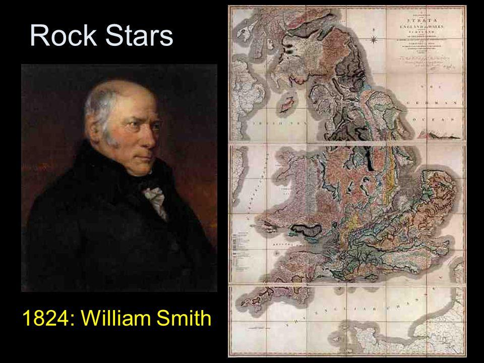 Rock Stars 1824: William Smith
