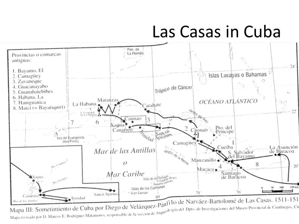 Las Casas in Cuba
