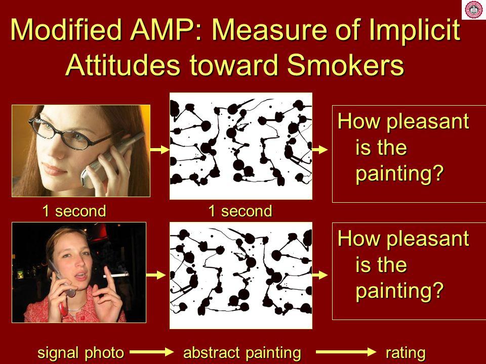 Study 2: Smoking Friends