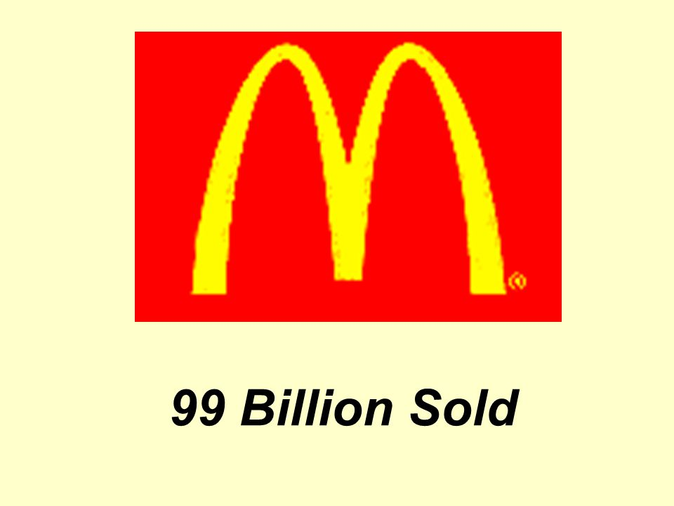 99 Billion Sold