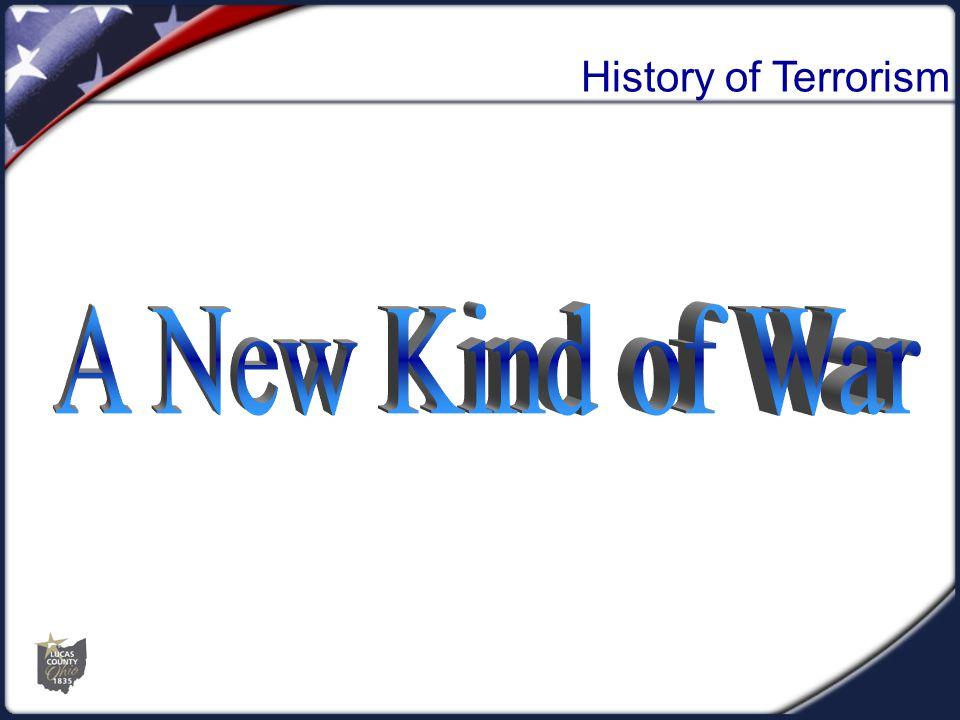History of Terrorism