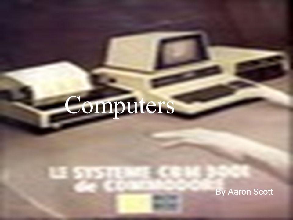 Computers By Aaron Scott