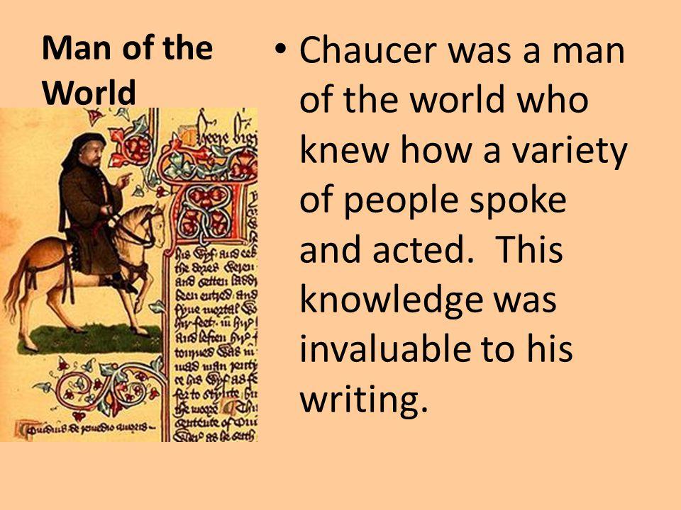 Twenty-Nine Pilgrims In Chaucer's work twenty- nine pilgrims travel to Canterbury to visit the shrine of St.