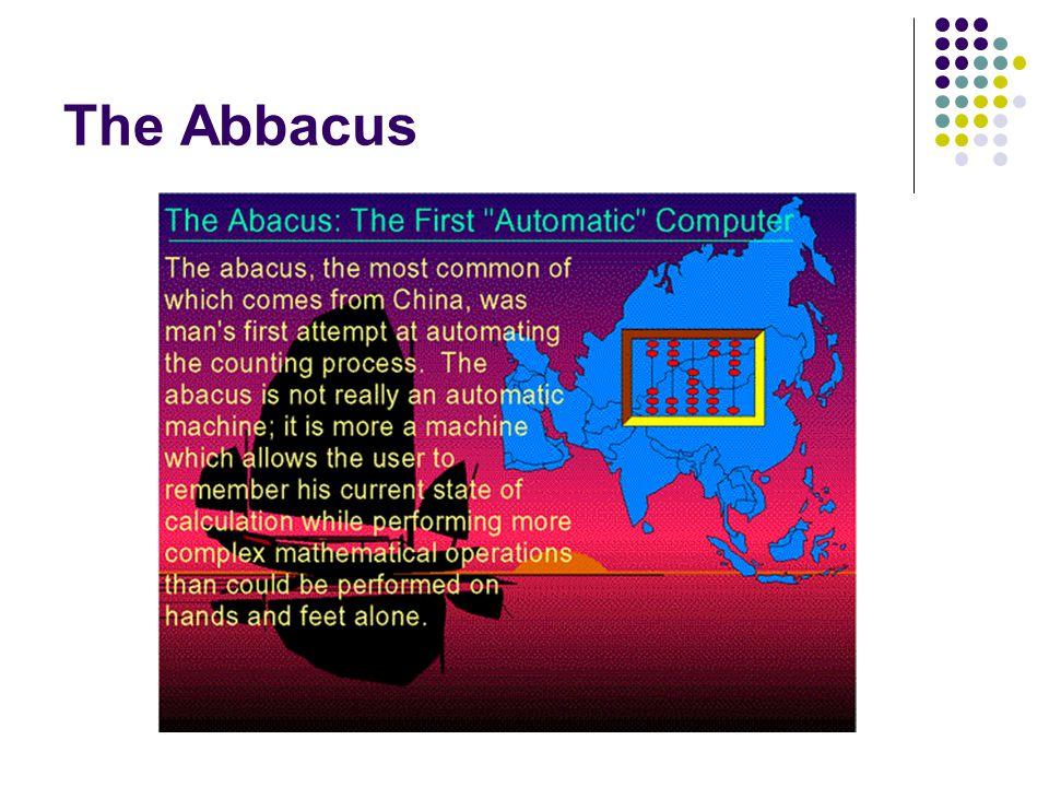 The Abbacus