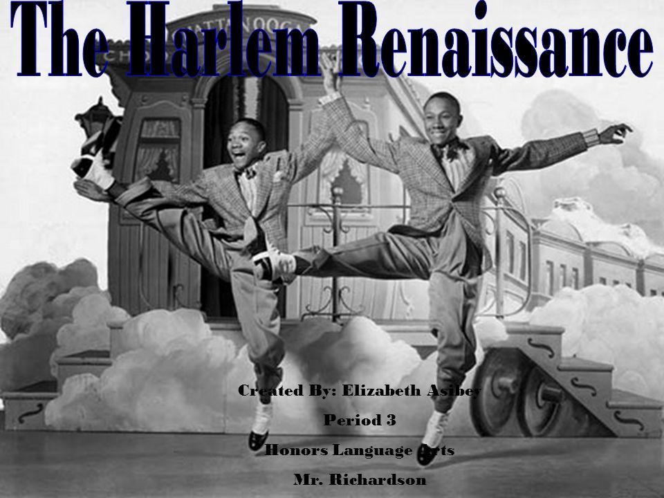 Created By: Elizabeth Asibey Period 3 Honors Language Arts Mr. Richardson