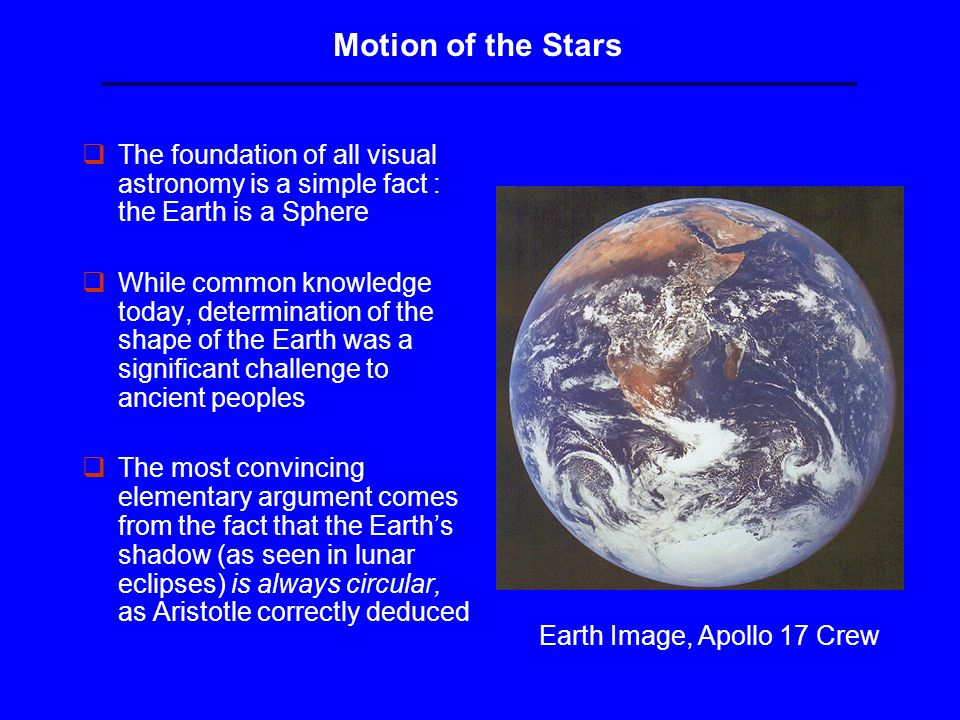 Angle of Inclination of Earth qThe ecliptic makes an angle of 23.5 degrees with the celestial equator.